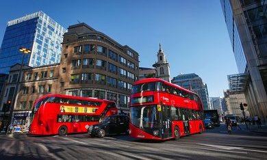Londen Bus tour tickets