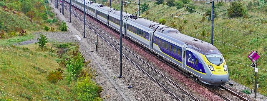 Eurostar treintickets Londen