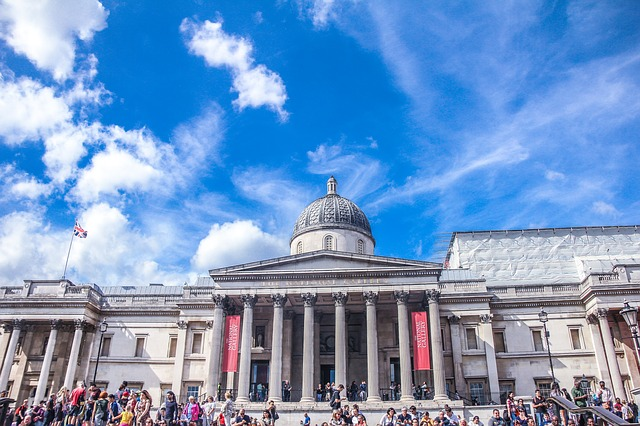 The National Gallery museum